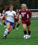 Highlight for Album: 07 Girls Soccer/Concord Playoffs