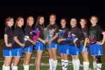 Highlight for Album: 07 Girls Soccer Exeter Senior Nite