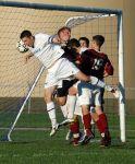 Highlight for Album: 2007 Boys Soccer vs. Timberlane Playoffs