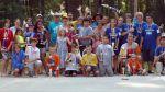 Highlight for Album: Merrimack Library Cardboard Boat Race 9-9-06