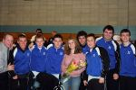 Highlight for Album: 08 MHS Wrestling Senior Night (NashuaSouth)