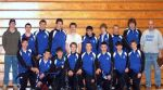 Highlight for Album: 08 MHS JV Wrestling (Bedford & Salem)