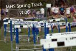Highlight for Album: 08 MHS Spring TRACK v Nashua North